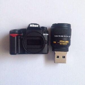 1 NUOVE 35mm Novità Fotocamera 4GB USB Pen Drive, USB Flash Drive Memory Stick