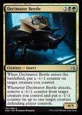 Decimator Beetle NM X4 Gold Uncommon Amonkhet MTG