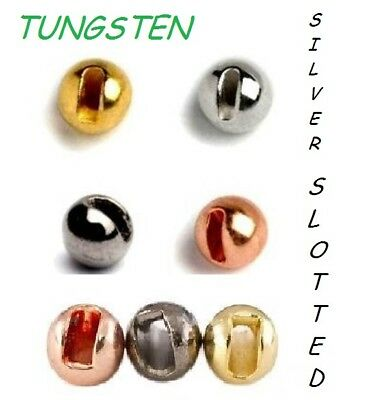 Fly Tying Tungsten Beads Gold  size  5//64   FREE SHIPPING 20