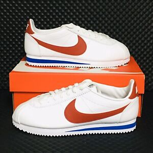 new nike cortez classic leather premium women's athletic