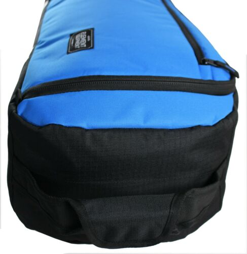 Premium Element Equipment Wheeled Padded Snowboard Bag Ultimate Double