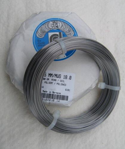 500gram Crafts-Metalworking Piano Wire//Spring Steel-/'Roslau/'-Full 1//2kg