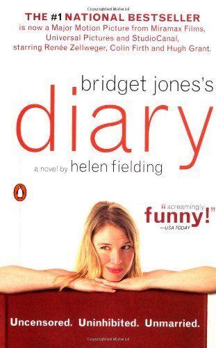Bridget Jones's Diary by Fielding, Helen 0141000198 The Cheap Fast Free Post