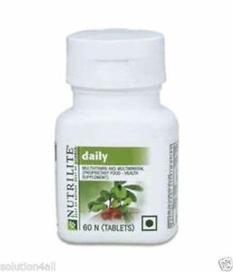 Amway-Nutrilite-Daily-60-counts-Multivitamin-Mineral-13-Vitamins