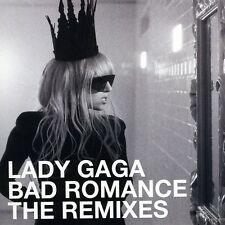 Lady Gaga - Bad Romance - the Remixes (X7) [New CD] Remixes