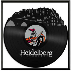 Heidelberg-University-Vinyl-Wall-Art-Record-Gift-for-Student-Home-Decor-Framed