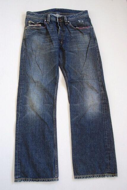 8e324e82 Diesel Levan Jeans Hose blue W31 L30 Stonewashed nzcjcb3887-Jeans ...