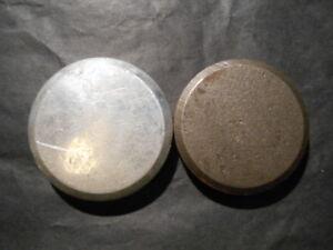 Adaptable Poids De Balancier De Pendule Horloge Pendulette Diam 51mm 83 Gr Service Durable