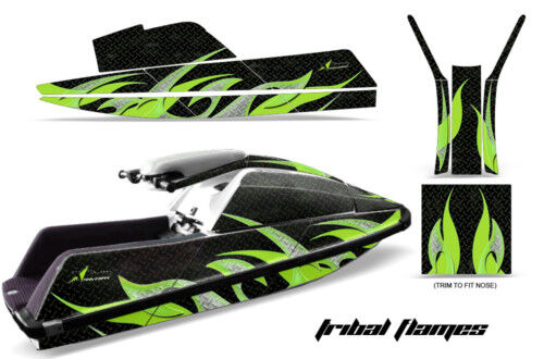 Jet Ski Grafik Kit Quadrat Pwc Aufkleber für Yamaha Superjet Quadrat Kit Nase Tribal G K cd58fb