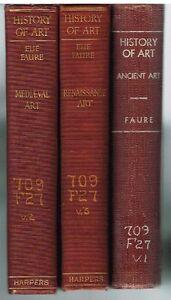History-of-Art-Ancient-Medieval-Renaissance-1920-039-s-Rare-Books
