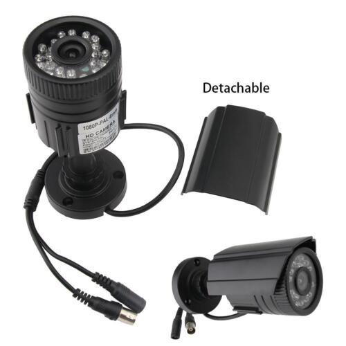 1080P 30000TVL 6mm CCTV Security Surveillance HD Camera High Resolution  ZH