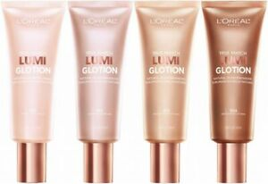 L'Oréal Paris True Match Lumi Glotion Natural Glow Enhancer 1.35oz. New;You Pick