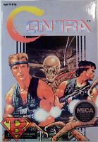 Contra Bill & Lance 8-bit Nes Video Game Appearance 7 Inch Figures 2-pack 2016