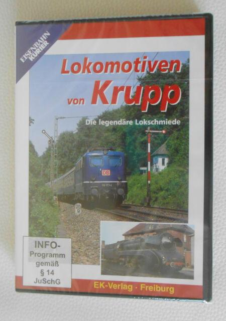 Lokomotiven von Krupp