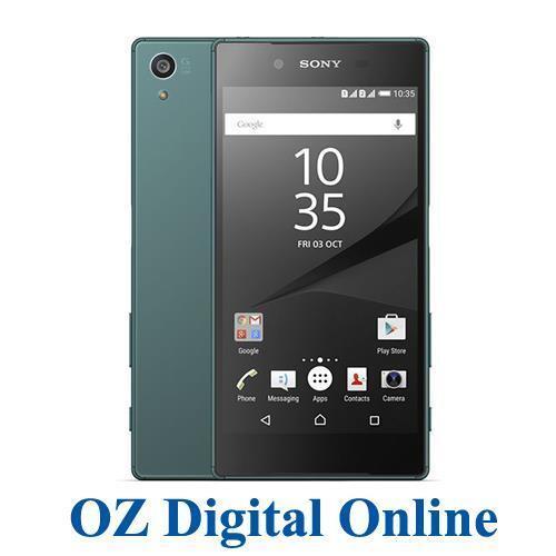 NEW Sony Xperia Z5 E6683 Dual 32GB Green 23MP 5.2