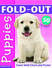Fold-Out Puppies Sticker Book by Christiane Gunzi (Paperback, 2010)