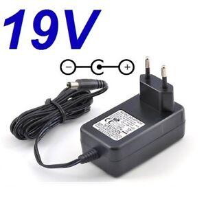 Cargador de 19 V para Pantalla LG 22MP55 22MP55HQ-P 22MP55H 22MP55HQ y 22MP55HQ