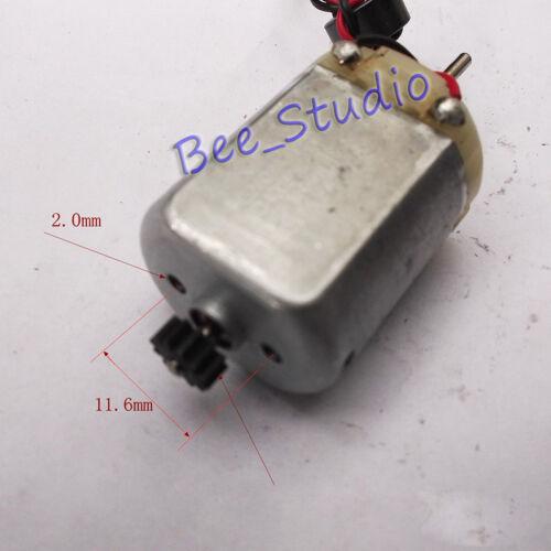 DC 12V 24V 8000RPM Mabuchi 280 Motor Dual Shaft Carbon Brush Motor DIY Generator