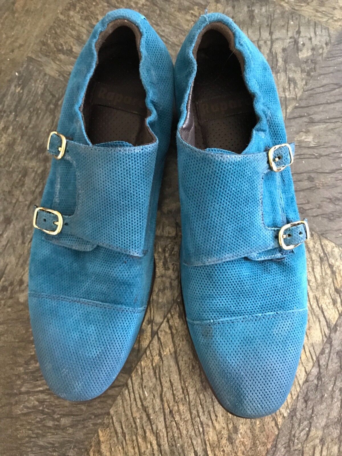 Raparo Slipper Mokassins Flat Loafers Gr.36,5