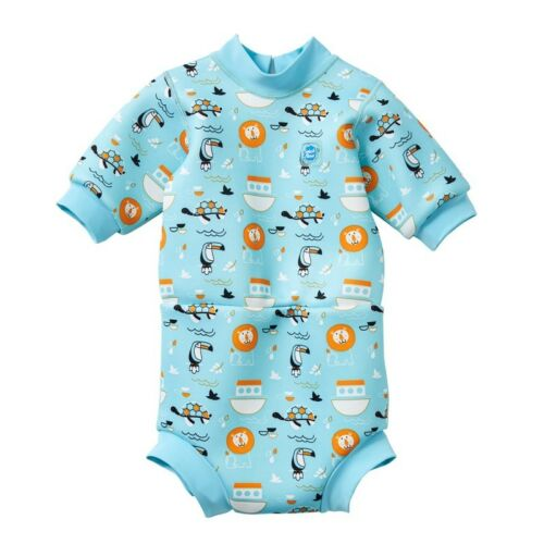 Approved by Swim Schools. Happy Nappy Noah/'s Ark Wetsuit
