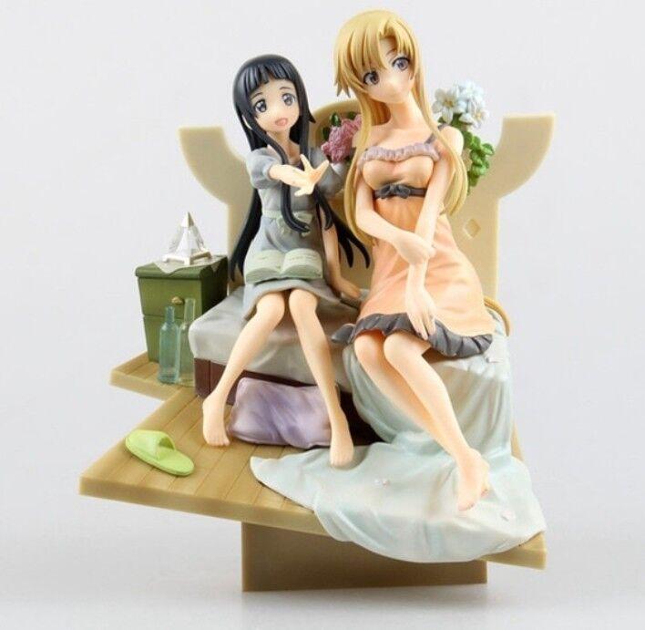 Sword Art Online huasek and Yuri - 1   8 - PVC Movie Dolls Collection Model