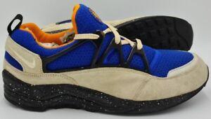 Nike-Air-Huarache-Light-Prem-mowabb-Baskets-708831-422-bleu-sable-UK9-US10-EU44