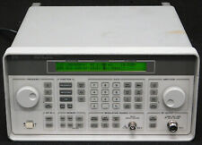 New Listinghewlett Packard 8648b Signal Generator 100khz To 2ghz Sn 3537a01144