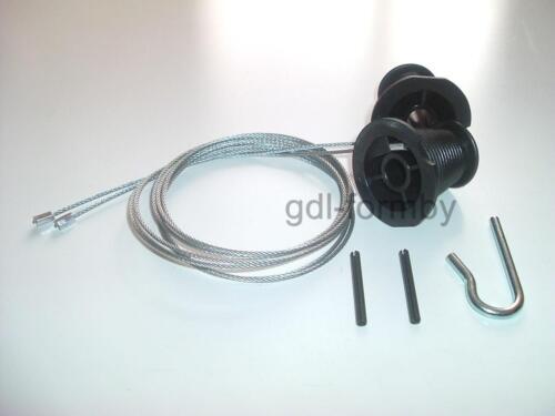Henderson premier cônes et câbles-ascenseur fils-les bobines porte de garage pièces de rechange