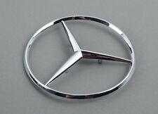 GENUINE Mercedes S Class W126 Rear Trunk Boot Emblem Badge A1267580158 Sec Sel