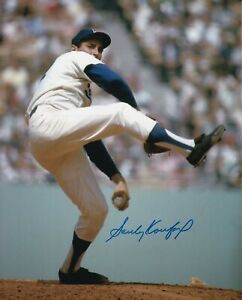 Sandy-Koufax-Autographed-Signed-8x10-Photo-HOF-Dodgers-REPRINT