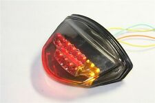 New Led Tail Brake Light Turn Signals For Suzuki Gsx-R Gsxr 1000 2007 2008 Smoke
