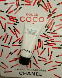 26c322a8 Details about CHANEL LA Mousse Anti-Pollution Cleansing Cream-to-Foam 5ml