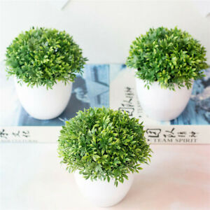 Artificial-Plant-Ball-Topiary-Tree-Boxwood-Wedding-Party-Home-Outdoor-Decoration