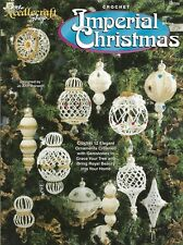 Doreen Curtain Pulls Shade Fan Crochet Pattern Book Christmas Ornaments REPRINT