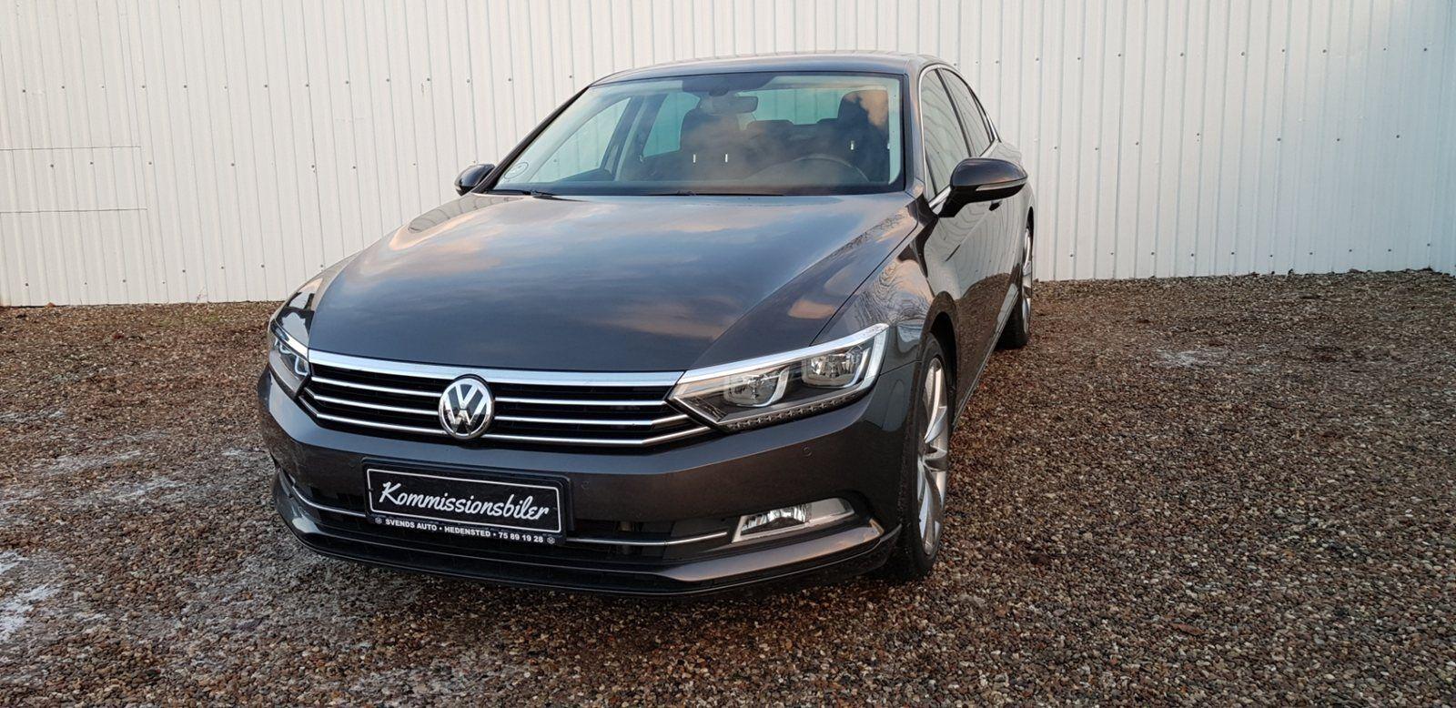 VW Passat 2,0 TDi 150 Comfortl. DSG 4d - 288.000 kr.