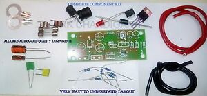 12-volts-lead-acid-battery-desulfator-desulfater-kit-DIY-electronic-Unassembled