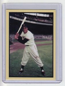 Willie-Mays-039-53-New-York-Giants-Vintage-Litho-extension-set-limited-edition