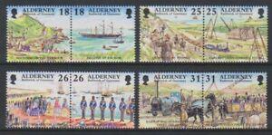 Alderney-1997-Garrison-Island-1st-Series-Ensemble-MNH-Sg-A102-9
