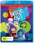 Inside Out (Blu-ray, 2015, 2-Disc Set)