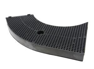 Dettagli su Filtro per cappa Whirlpool Ikea HOO050S (carbone)