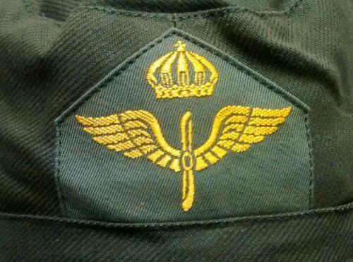Genuine Swedish MIlitary OD M59 Combat//Fatigue Baseball Cap//Hat All Sizes NEW