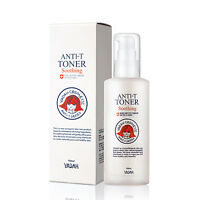 Yadah Anti-t Toner Soothing 100ml For Sensitive Skin Trouble Care Made In Korea