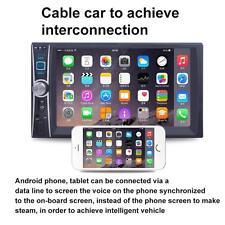 """6.5"""" 2DIN HD touch screen Bluetooth Auto Lettore MP3/MP4/MP5/TV RADIO STEREO FM"""