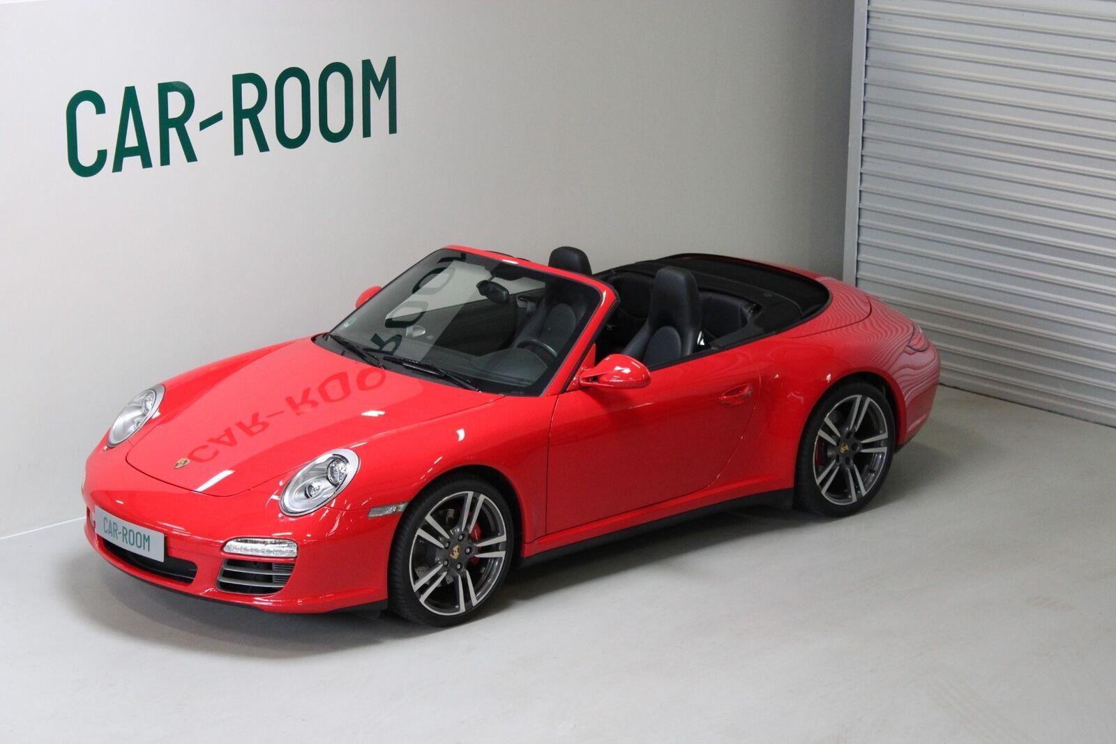 Porsche 911 Carrera 4S 3,8 Cabriolet 2d