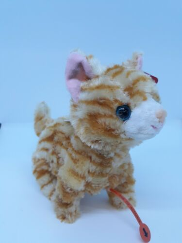 NEW Kid Connection Mini Walking Pet Kitten ~ Walks and Meows Ages 3+