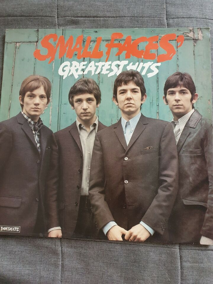 LP, Small Faces, Greatest Hits