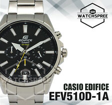 Casio Edifice Chronograph Watch EFV510D-1A