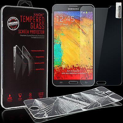 Samsung Galaxy Note 3 Panzerglas Schutzglas 9H Schutzfolie Echt Glas Folie