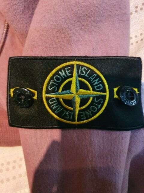 Stone island badge and buttons taken from clothing GENUINE!!! *FAST DELIVERY* AA