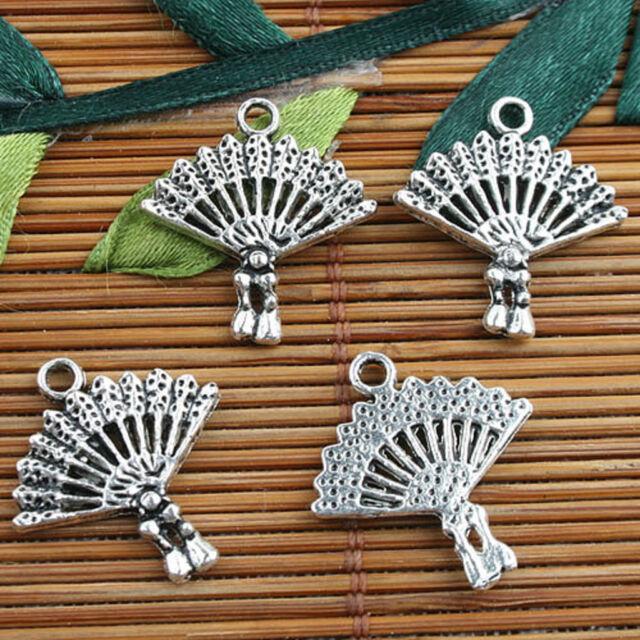 8pcs Tibetan silver ARCHANGEL URIEL charms h1395